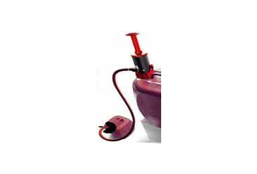 Additional dispenser for Piston manual pumps SERIES JP 07 - red