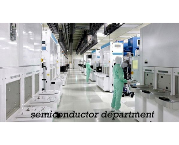 THE APPLICATION OF THE MONTH! SPECIAL PUMPS ALMATEC FOR SEMICONDUCTORS